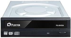 Plextor PX-891SA - Graveur Optique - DVD±RW (±R DL) DVD-RAM - 24x 24x 12x - Serial ATA - interne - 5.25''