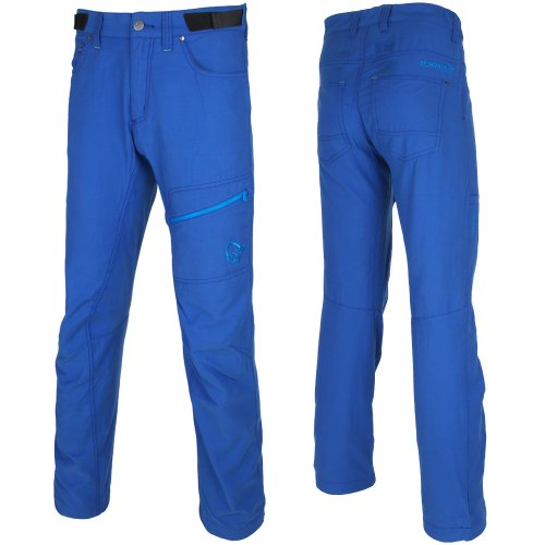 NORRONA(ノローナ) Falketind cotton pants Men's 3361-14 Ionic Blue M