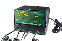 Battery Tender 021-0133 12V 5-Bank Commercial Battery Management System