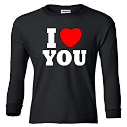 I Love You Youth Long Sleeve T-Shirt