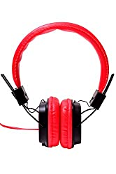 Hangout Latest HO-009 GRAND PRO Headset (Red)