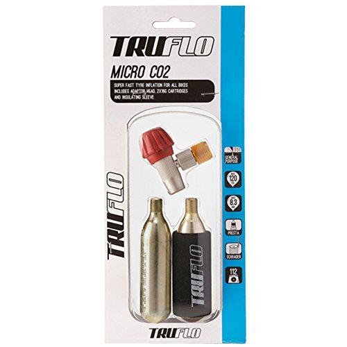Truflo Micro-Pumpe CO2-inkl. 2 x 16 g) Kartuschen