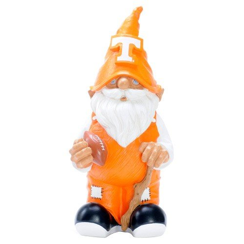 Stepping Stones Tennessee Volunteers Football Garden Gnome