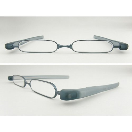 Podreader Foldable Reading Glasses Blue 1.5