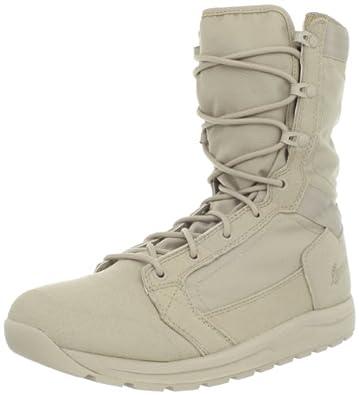 Danner Mens Tachyon Hot Uniform Tan Man-Made Boot 3 D US