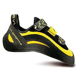La Sportiva - Miura Vs - 41.5 - Yellow/Black