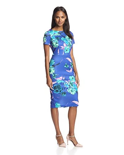 Alexia Admor Women's Scuba Bodycon Dress