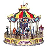 Belmont Carousel - Carole Towne Collection by Lemax