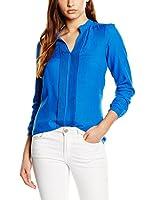 Hot Squash Blusa (Azul)