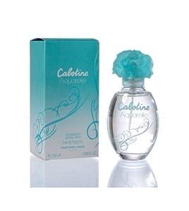 Cabotine Aquarelle by Gres for Women 1.69 oz Eau de Toilette Spray