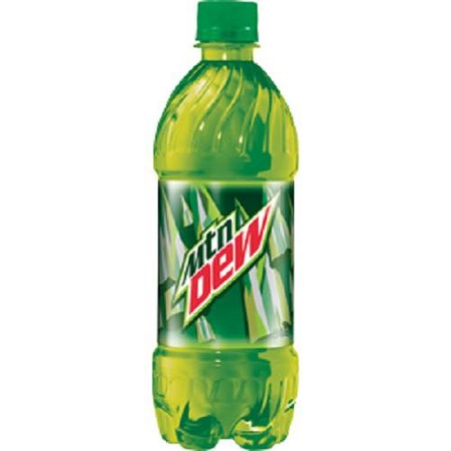 Mountain Dew, 20-Ounce Pet Bottles (Pack Of 24)