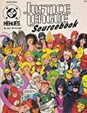 img - for Justice League Sourcebook (DC Heroes Role-playing Game) book / textbook / text book