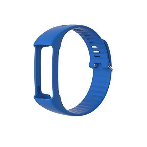 Polar A360 Cinturino Intercambiabile, Blu, M