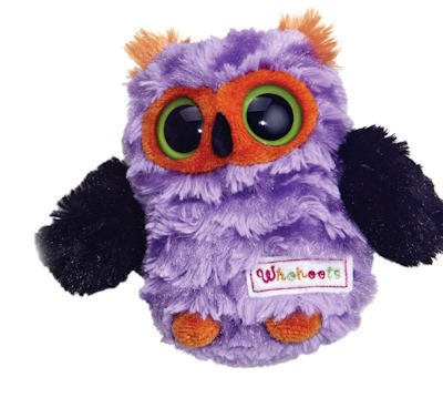 "YooHoo Purple Whohoots with Sound 4.5"" by Aurora"