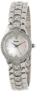 Bulova Women's 96T14 Crystal Watch