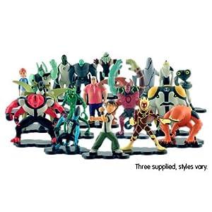 Ben 10 Micro Figures