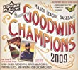 2009 Upper Deck Goodwin Champions Baseball Card box (HOBBY)