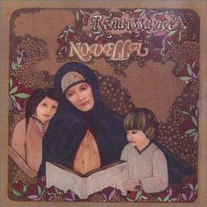 Original album cover of Novella by Renaissance [Music CD] by Renaissance