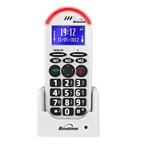 Binatone Speakeasy 210 Big Button GSM Mobile