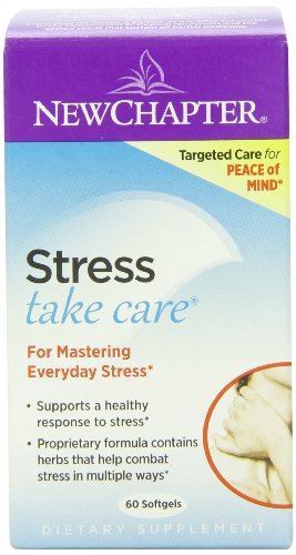 New Chapter Stress Take Care, 60 Softgels
