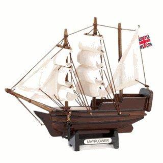 Mini Mayflower Ship Model 14750 by Koehler