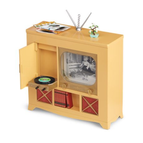 American Girl Maryellen s Television Console Electronics