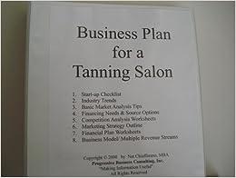 Tanning salon business plan marketing