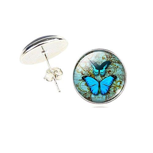 butterfly-glass-stud-earrings-blue