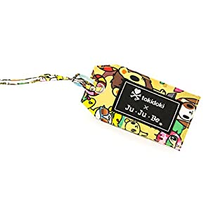 Ju-Ju-Be Tokidoki Collection Be Tagged Bag Tag, Animalini by Ju-Ju-Be