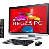 東芝 デスクトップパソコン dynabook REGZA PC D833(Office Home and Business 2013搭載) PD833T9JBMB