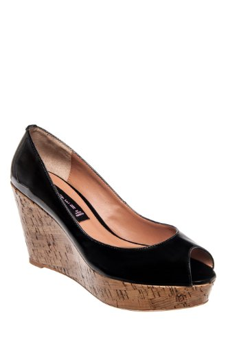 Favvorr High Heel Platform Wedge