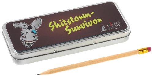 Heunec 022478-Penne box My Little Murphy-Shit Torm Survivor