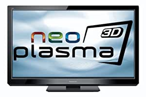"Panasonic TX-P42GT30E TV Plasma 42"" (107 cm) 3D Viera Connect HD TV 1080p 600 Hz 4 HDMI USB"