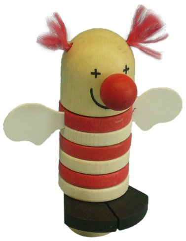 Niermann Standby Birthday Figure, Clown