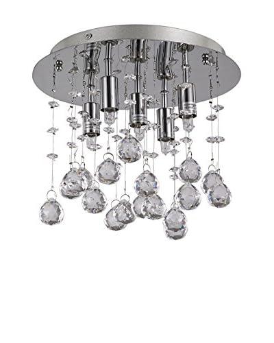 Evergreen Lights plafondlamp CROMO