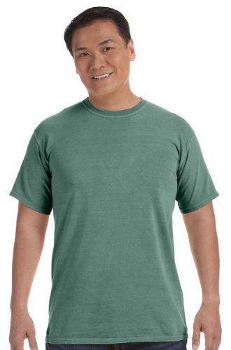 Comfort Colors 6.1 oz. Ringspun Garment-Dyed T-Shirt, Large, LIGHT GREEN (Garment Dyed T Shirt compare prices)