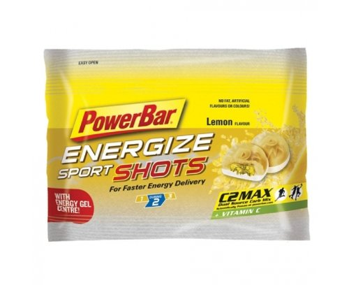 POWERBAR Sport Shots (Energy Jellies) 60g (Box of 16)