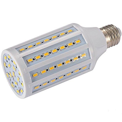 Mudder® 15W E27 5730 Smd 84-Led Warm White Light 360-Degree Corn Bulb Lamp 110V
