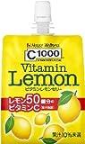 C1000 ビタミンレモンゼリー 180g×6個 ランキングお取り寄せ