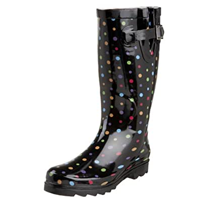 Elegant Amazoncom Coach Womens Tara Rain Boot Shoes