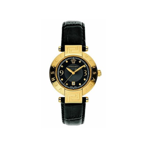 Versace Ladies 'Reve' Gold Plated Watch