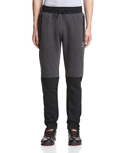 PUMA Men's Evo Lv Colorblocked Sweat Pants