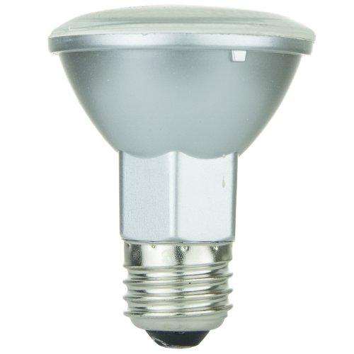 Sunlite Par20/36Led/2W/Ww Led 120-Volt 2-Watt Medium Based Par20 Lamp, Warm White Color