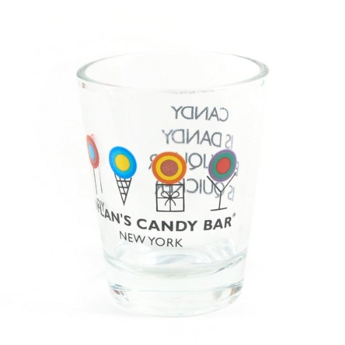Dylan's Candy Bar Shot Glass