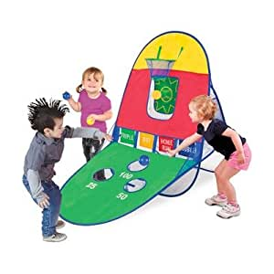 3 in 1 Sports Arcade Pop Up Play Structure