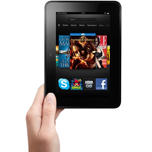 "Kindle Fire HD 7"" - Dolby Audio - Dual-Band Wi-Fi - 16GB"