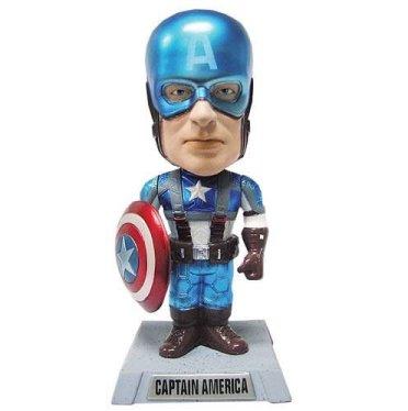 キャプテンアメリカメタリックver