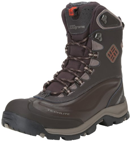Columbia Men's Bugaboot Plus II OH Wide Snow Boot
