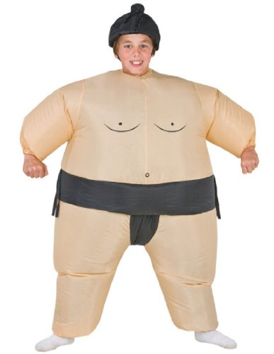 Morris Costumes Men's Inflatable Sumo Costume