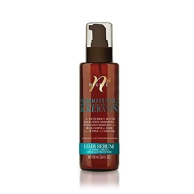 Nth Degree Smoothing Moroccan Argan Oil & Keratin Hair Serum